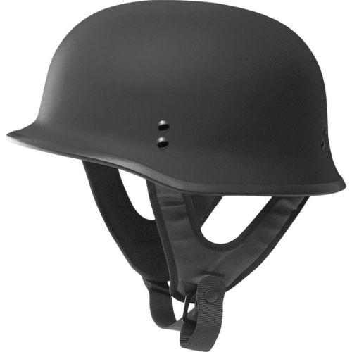 Highway 2 German Beanie Motorcycle Helmet