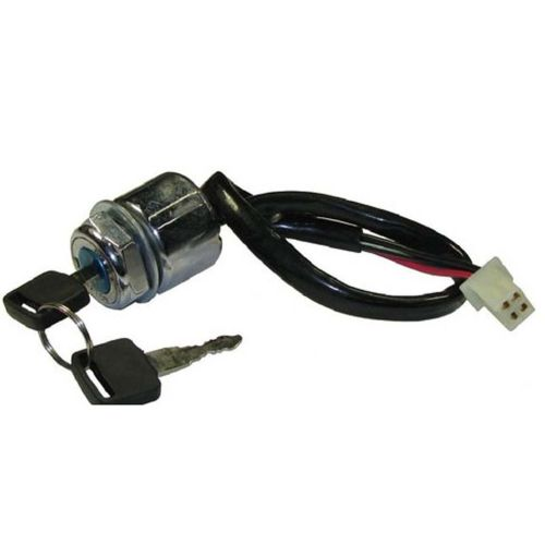 MOGO Parts Ignition Switch, 4-Wire, Male - 07-0505A
