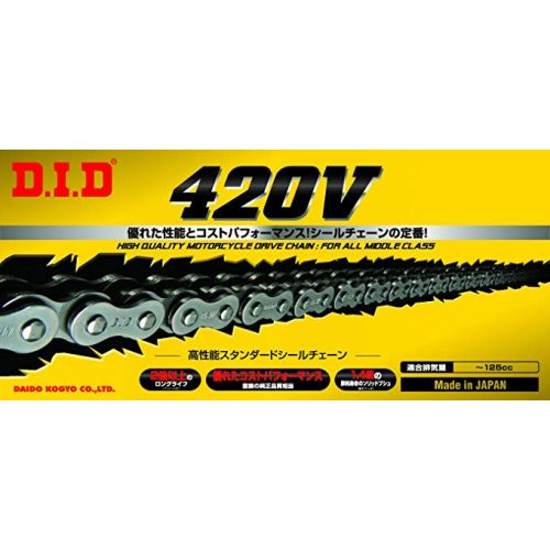 DID O-Ring Chain 420 x 110