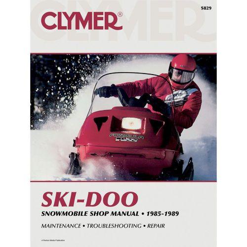 Clymer Manual Ski-Doo - S829