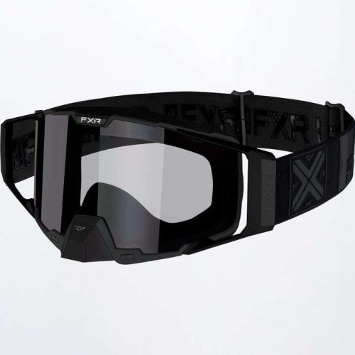 FXR Combat Cold-Stop Clear Goggle