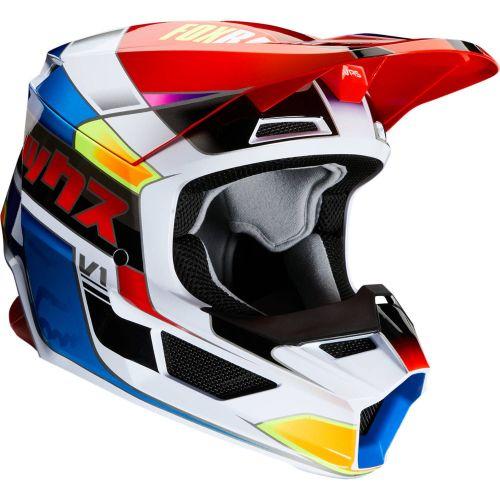Fox Racing Youth V1 Yorr MX Helmet