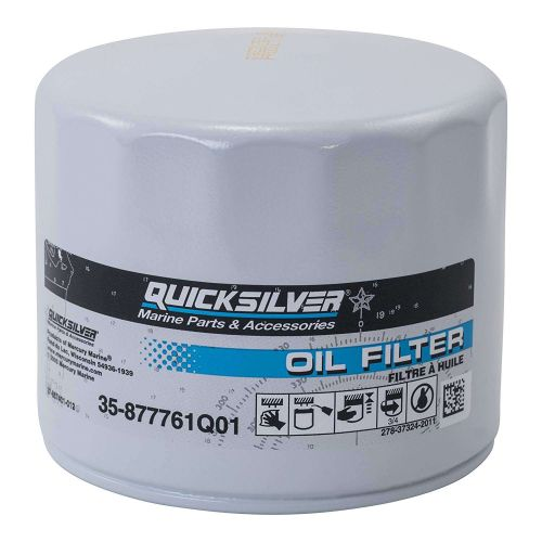 Quicksilver 4-Cycle Oil Filter OE# 877761Q01
