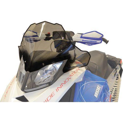 Powermadd Cobra Windshield for Ski-Doo Rev XP - 13422
