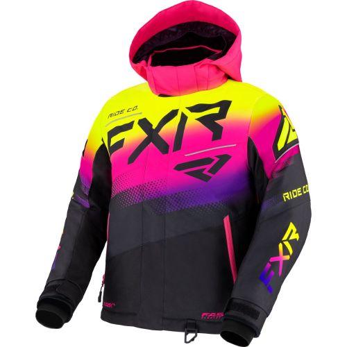 FXR Youth Boost Jacket