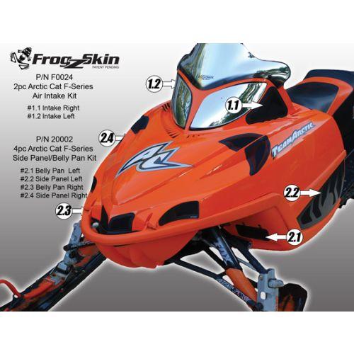 Frogzskin Vents - F0024