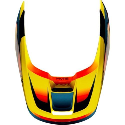 Fox Racing Visor for V1 MX19 Motif Helmet