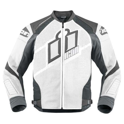 Icon Hypersport Leather Jacket