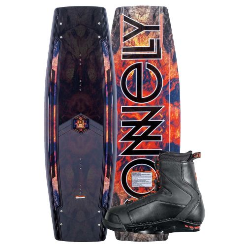 Connelly Standard Wakeboard with Optima Bindings Package