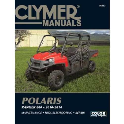 Clymer Manual for Polaris Ranger - M293