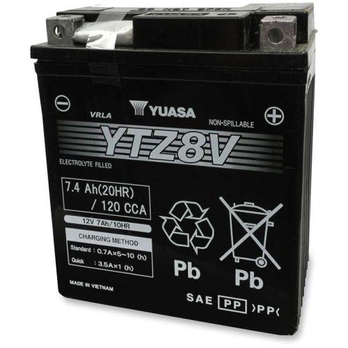 Yuasa Battery - YTZ8V