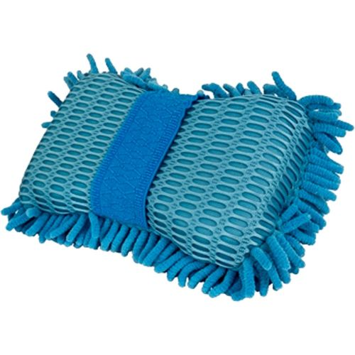 Chemical Guys Chenille Microfiber Two-Sided Wash Sponge