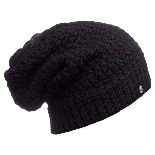 Buff Knitted Neckwarmer Hat Aidan