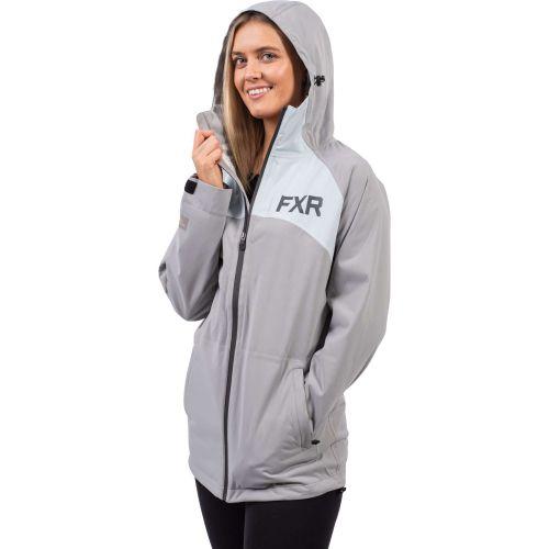 FXR Women's Jade Dual-Laminate Jacket