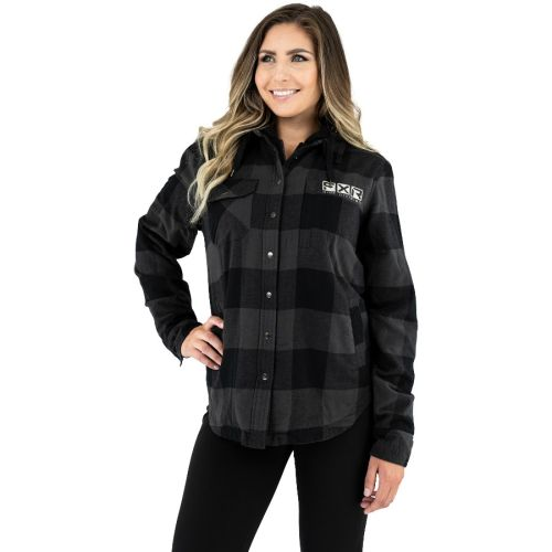 FXR Women's Timber Insulated Flannel Jacket