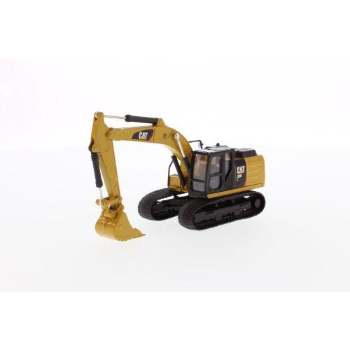 Diecast Masters Cat 320F L Hydraulic Excavator, 1:64