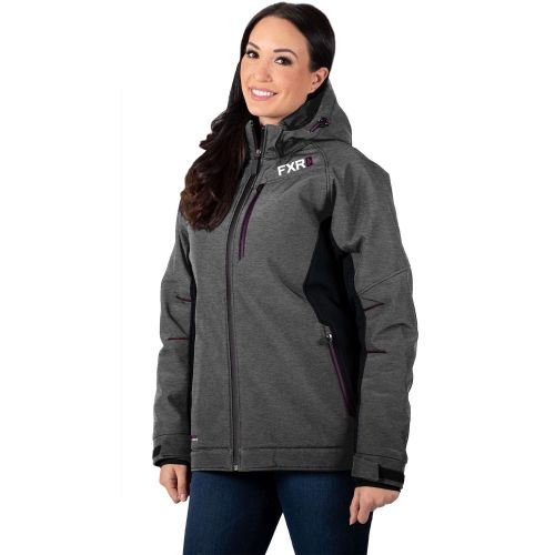FXR Women's Vertical Pro Insulated Softshell