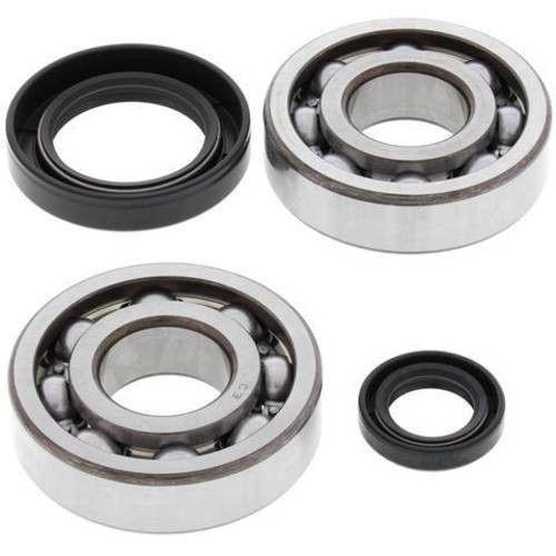All Balls Crank Bearing & Seal Kit for Honda - 24-1004