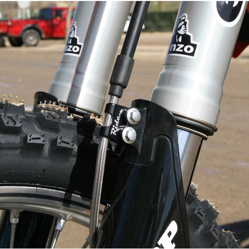 Ride Engineering Brake Line Clamp
