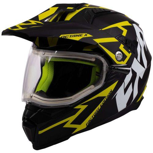 FXR Octane X Deviant Electric Snow Helmet