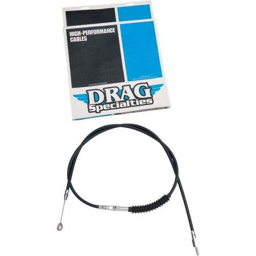 Drag Specialties High Efficiency Vinyl Clutch Cable