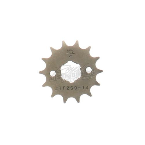 Wolftech Front Sprocket 14T for Honda