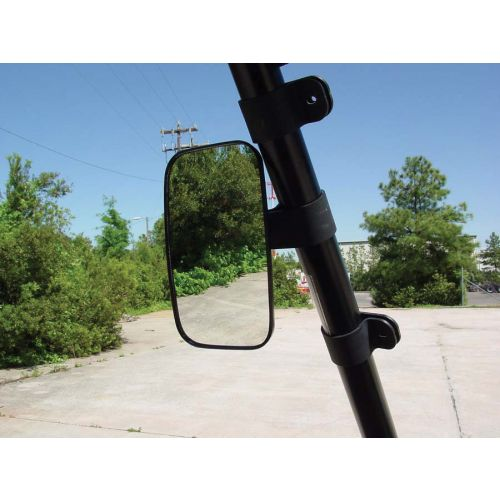 """Seizmik Rear & Side View Mirror With 1.5"""" Clamp - 18037"""