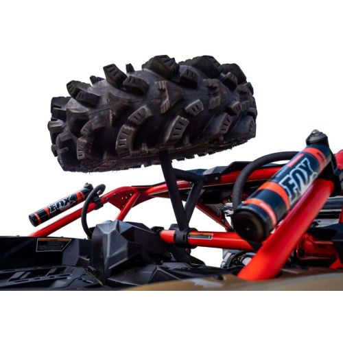 SuperATV Spare Tire Carrier for Can-Am Maverick