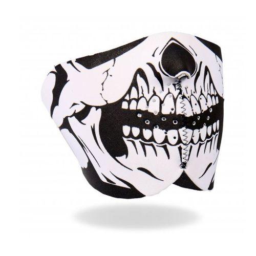 Hot Leathers Neoprene Half Face Mask