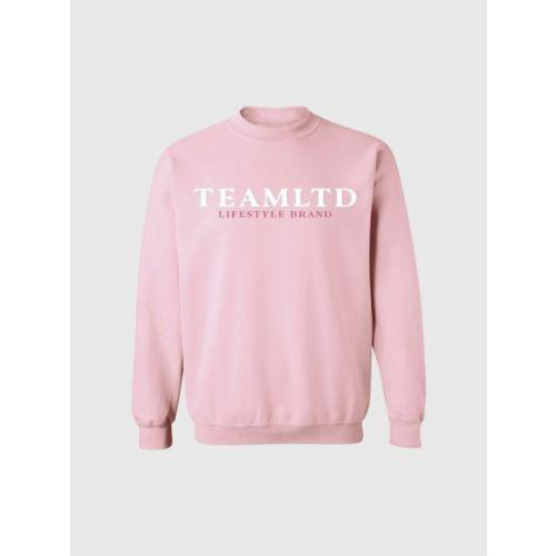 TEAMLTD Breast Cancer Support Crewneck