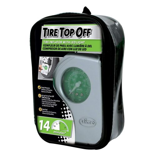 Slime Tire Top Off