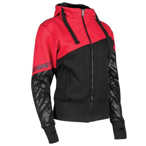 Speed and Strength Women's Cat Out'A Hell Armoured Hoodie