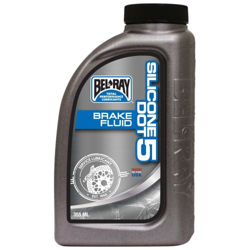 Bel-Ray Silicone DOT 5 Brake Fluid 355mL