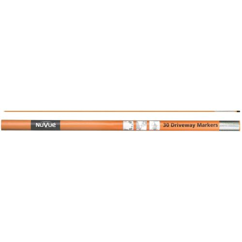 """Nuvue Products 46"""" Contractor Pack Fiberglass Markers"""