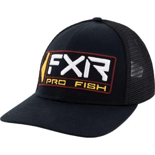 FXR Youth Pro Fish Snapback Hat