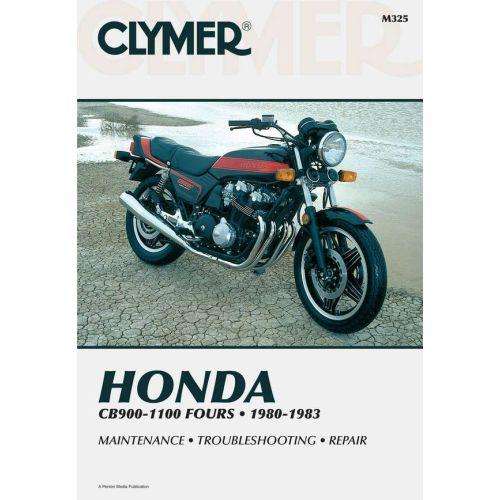 Clymer Repair Manual - Honda - CB900-1100 Fours - M325