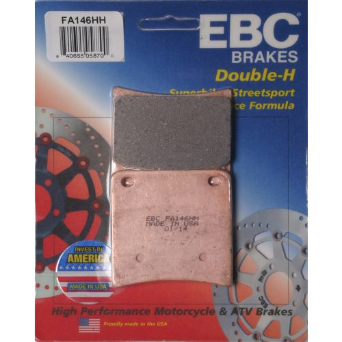 EBC Brake Pad Set  - FA146HH