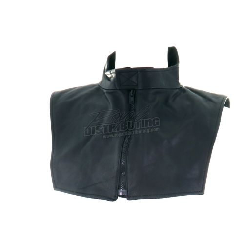 Highway 2 Leather Neck Warmer