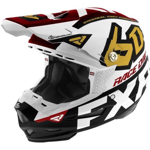 FXR 6D ATR-2 Race Division Snow Helmet