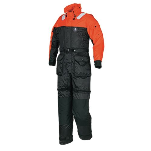 Mustang Survival Deluxe Anti-Exposure Overall & Flotation Suit