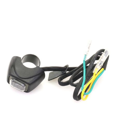 Sports Parts Inc. Waterproof On/Off Switch - SM-08581-1