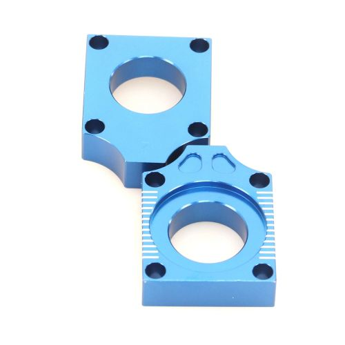 Accel Axle Blocks  - AB-02 Blue