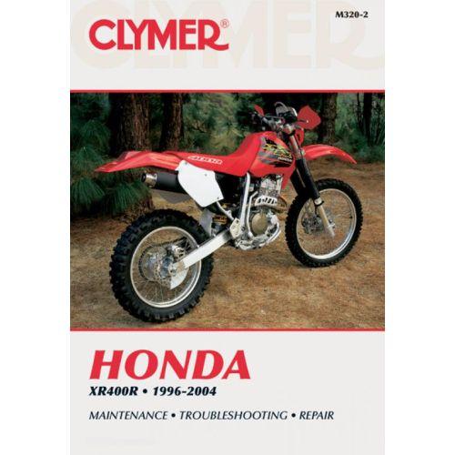 Clymer Repair Manual - Honda - XR400R - M320-2