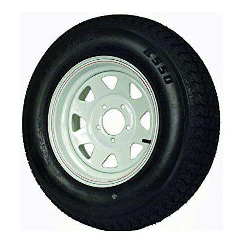 Loadstar Trailer Tire & Rim Kit ST205/75D14, 5 Hole