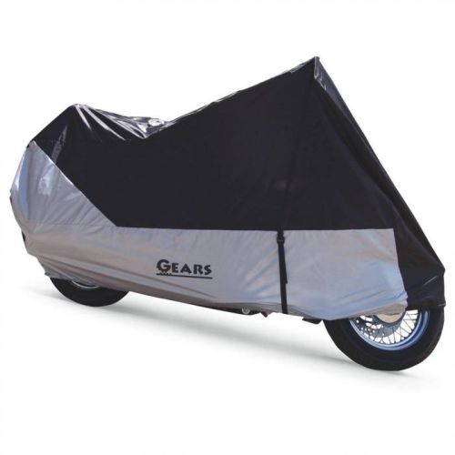 Gears Nylon Motorcycle Cover