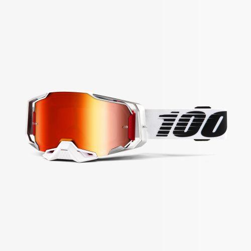 100% Armega Single Lens MX Goggle