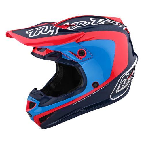 Troy Lee Designs SE4 Polyacrylite Corsa Limited Edition Helmet