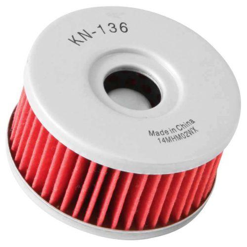K&N Oil Filter - KN-136