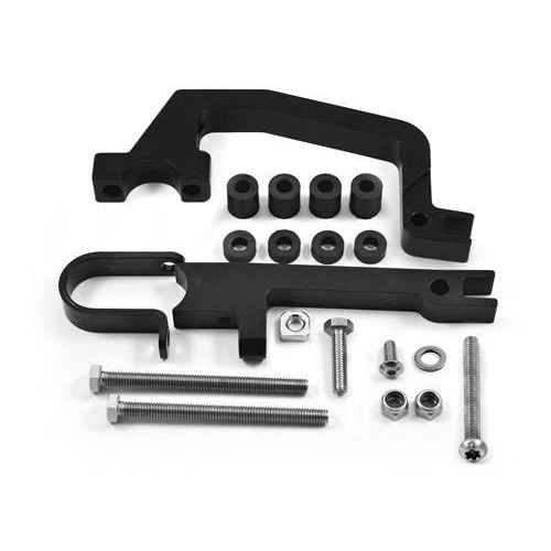 PowerMadd Sentinel Handguard Mount Kit for Snowmobiles with Hayes Brakes - 34454