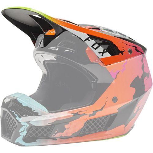 Fox Racing Visor for V3 Pyre LE MX Helmet